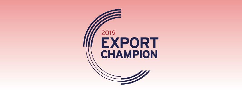 Department for International Trade UK Export Champion