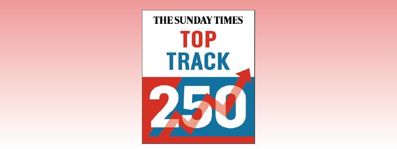 The Sunday Times Track 250 Award